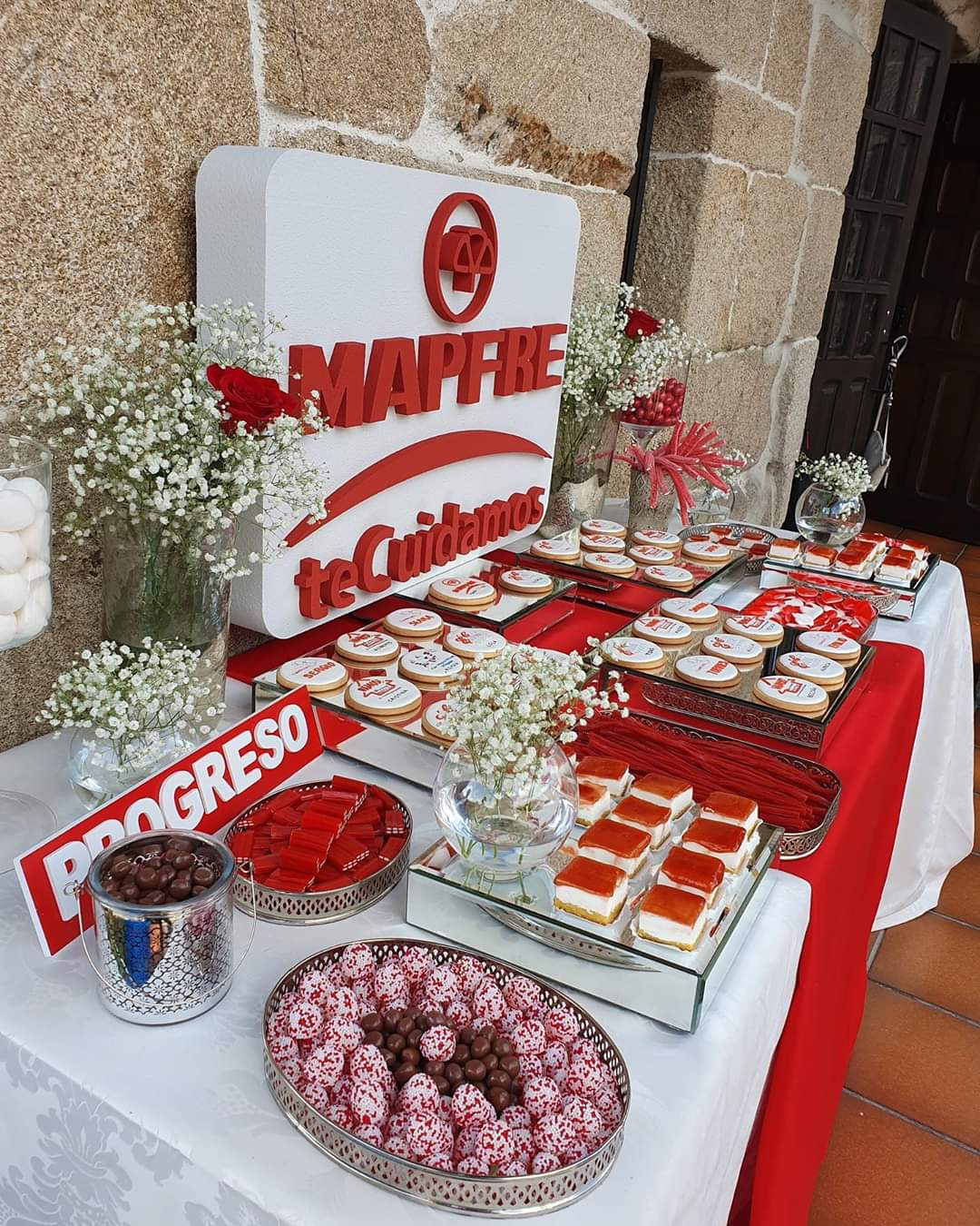 Celebración anual de oficina MAPFRE en Calle O Progreso